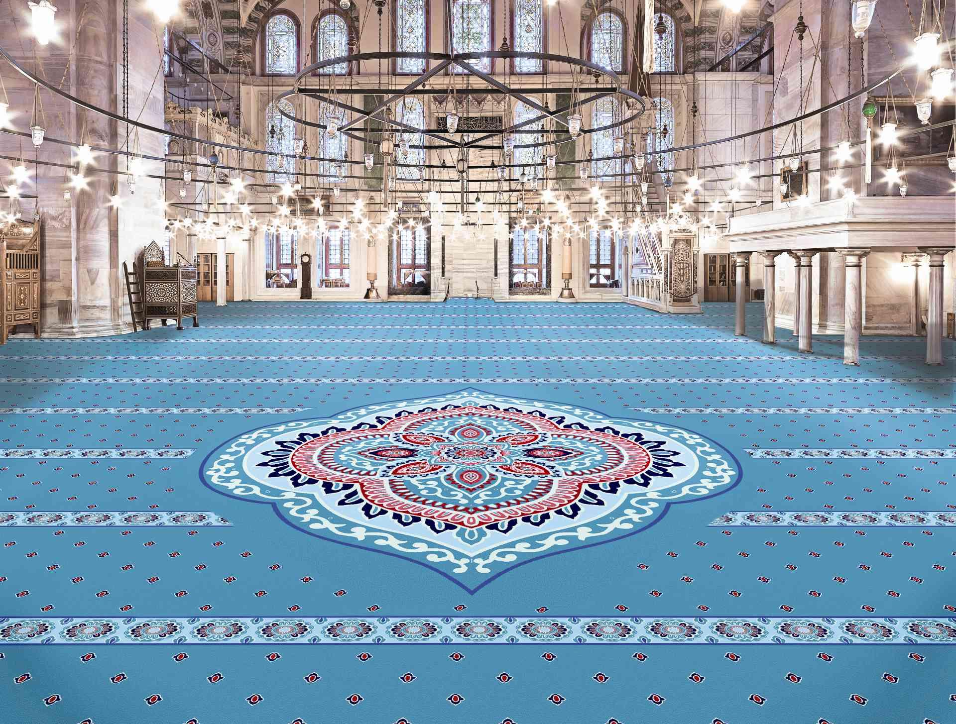 Sırbistan Cami Halısı